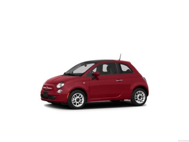 2013 FIAT 500 Sport - 36,000 km, Manual Economy Hatchback