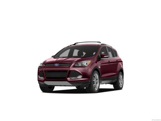 2013 Ford Escape Titanium-AWD-ONE OWNER TRADE SUV