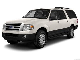 2013 Ford Expedition Max 4D Utility 4WD SUV