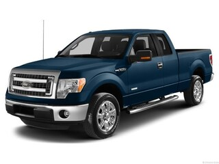 2013 Ford F-150 XLT 3.7L V6 ENGINE, CLOTH 40/20/40 SEATS Truck SuperCab