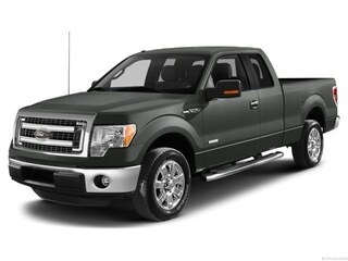 2013 Ford F-150 XL Truck SuperCab