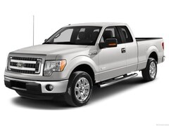 2013 Ford F-150 XLT SuperCab 8-ft. Bed 4WD Truck SuperCab