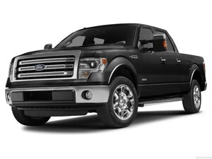 2013 Ford F-150 4X4 Local To B.C.