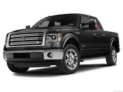 2013 Ford F-150 Truck SuperCrew Cab