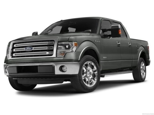 2013 Ford F-150 FX4 -- 4X4 -- CREW CAB -- LOW LOW KMS -- LOCAL 1 OWNER! Truck SuperCrew Cab