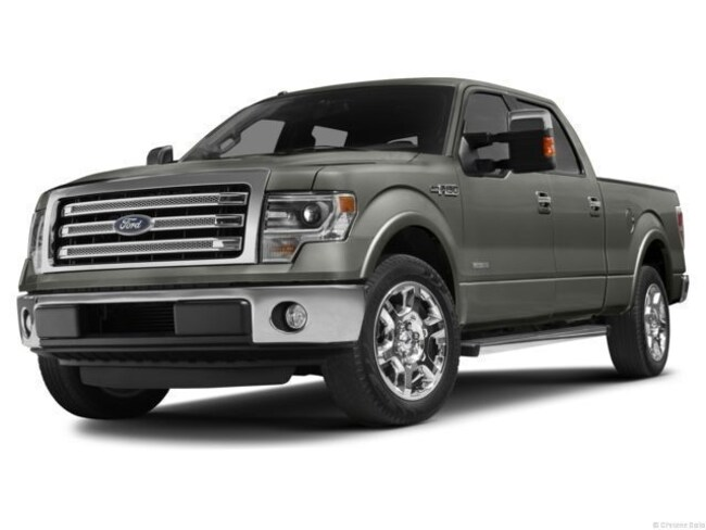 2013 Ford F-150 XLT SuperCrew 145