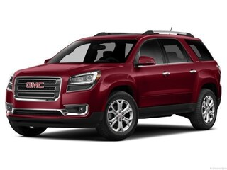 2013 GMC Acadia SLT2, AWD, LEATHER, DVD, ONE OWNER, NEW COND   SUV