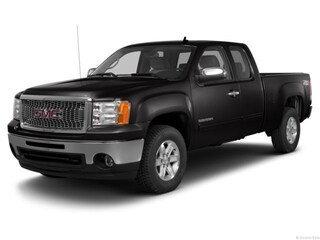 2013 GMC Sierra 1500 SLE 4X4 No Accidents Truck Extended Cab