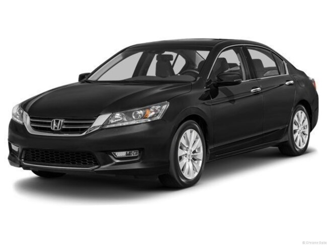2013 Honda Accord Sedan EX-L Sedan