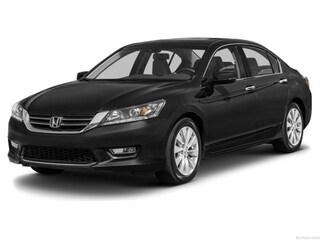 2013 Honda Accord Sedan TOURING - CERTIFIED, ZERO (0) CLAIMS, NAVIGATION, MIDSIZE 1HGCR3F96DA800409