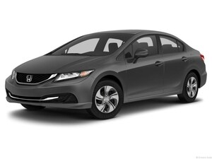 2013 Honda Civic LX | ONLY $94 BI-WEEKLY W/ZERO DOWN |