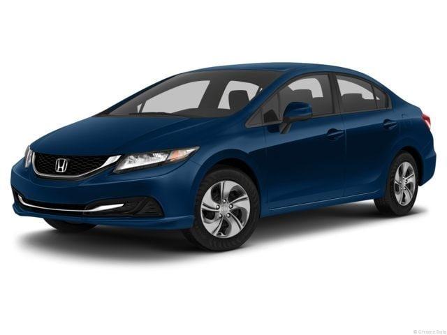 2013 Honda Civic LX (A5) Sedan