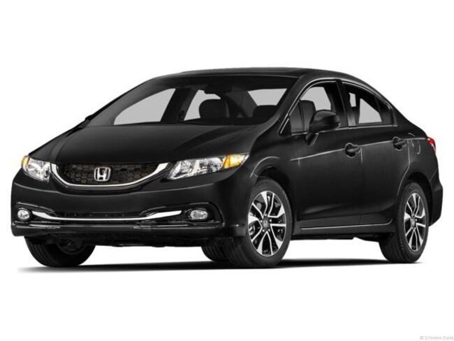 2013 Honda Civic Sdn EX Car