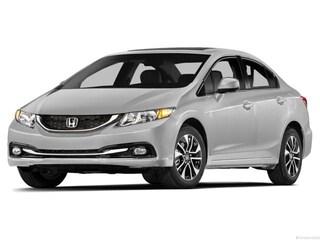2013 Honda Civic EX (A5) Sedan