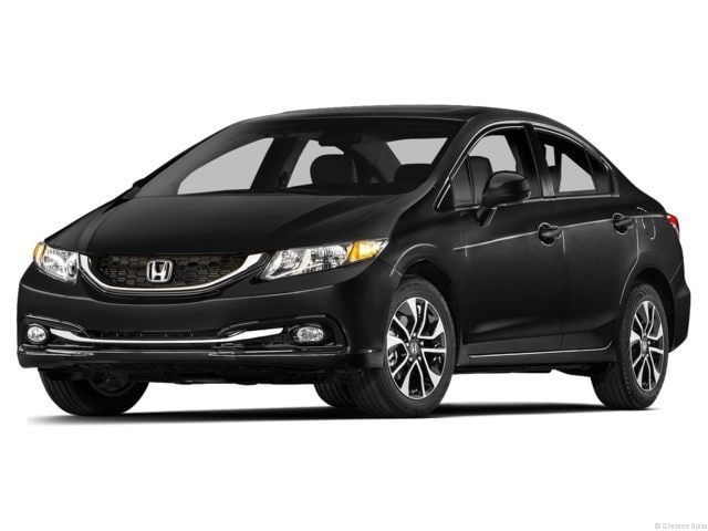 2013 Honda Civic EX (A5) Sedan