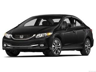 2013 Honda Civic Sedan EX 5AT 4-Door Sedan