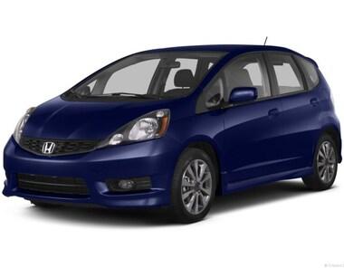 2013 Honda FIT SPORT - Beautiful Git, Rare Manual, A/C, Power PKG, Warranty SUBCOMPACT LUCGE8G77D3004404