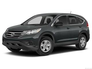 2013 Honda CR-V LX (A5) SUV