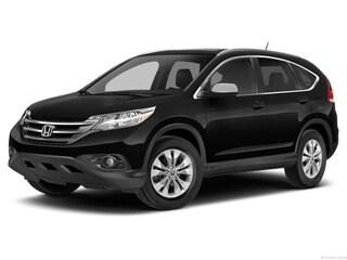 2013 Honda CR-V EX-L (A5) SUV
