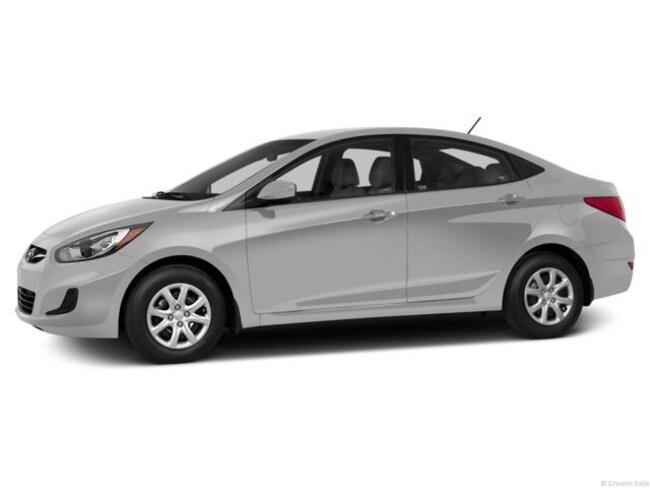 2013 Hyundai Accent GL 4 DOOR|HTD SEATS|PW, PL|ECO MODE|CRUISE Sedan