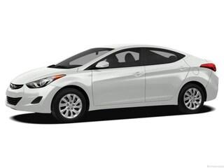 2013 Hyundai Elantra GLS|HTD SEATS|SUNROOF|BLUETOOTH|CLEAN CARFAX Sedan
