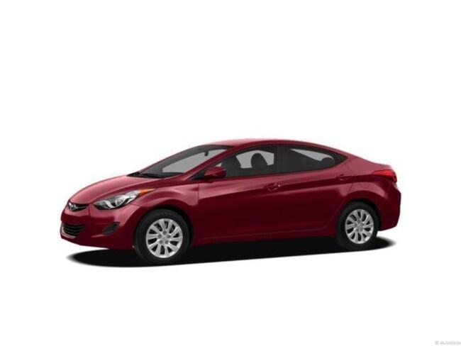 2013 Hyundai Elantra Limited w/Navi 4dr Car