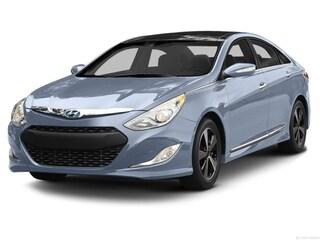 2013 Hyundai Sonata Car