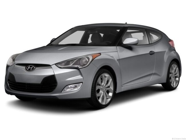 2013 Hyundai Veloster Turbo COUPE .