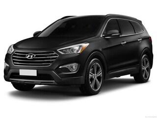 2013 Hyundai Santa Fe Luxury AWD  3.3L Auto XL Luxury