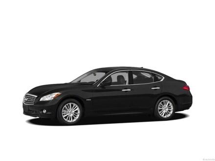 2013 INFINITI M35h Base Sedan