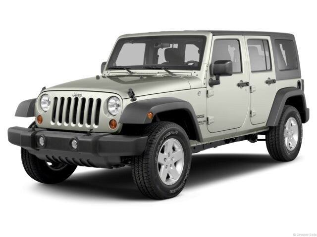 2013 Jeep Wrangler Unlimited Sahara | 4 Door | 4X4 | SUV