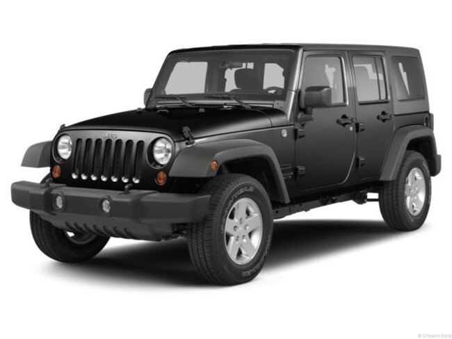 2013 Jeep Wrangler Unlimited 4WD SAHARA UNLD 4WD  Sahara
