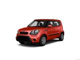 2013 Kia Soul 2.0L Hatchback