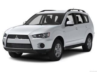 2013 Mitsubishi Outlander SE Sport Utility