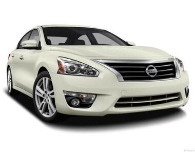 2013 Nissan Altima Sedan 3.5 SL CVT Sedan