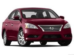 2013 Nissan Sentra 1.8 Sedan