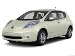 2013 Nissan LEAF SL Hatchback