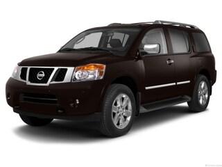 2013 Nissan Armada Platinum Edition SUV