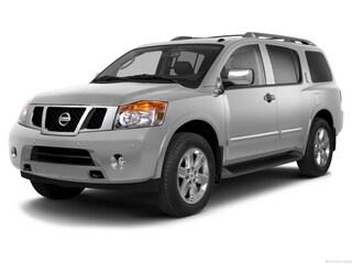 2013 Nissan Armada Platinum Edition 4WD  Platinum Edition