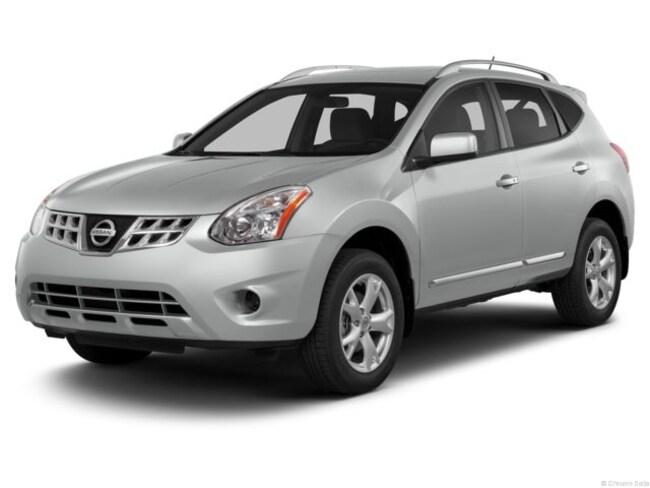 Used 2013 Nissan Rogue Calgary