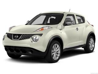 2013 Nissan Juke SV AWD Wagon