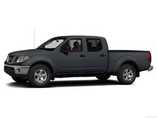 2013 Nissan Frontier sv - crew cab - 4x4 - v6 4.0L  Truck Crew Cab