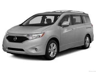 2013 Nissan Quest Van