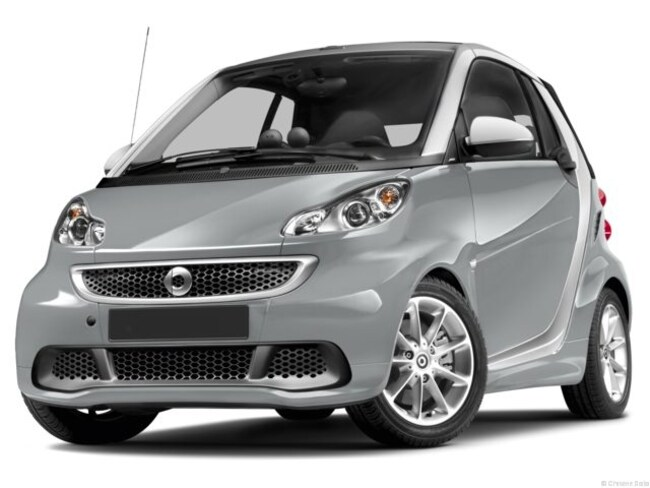 2013 Smart Fortwo Passion cab Convertible