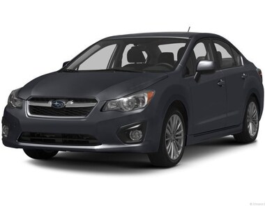 2013 Subaru Impreza 4Dr Touring Pkg at Sedan