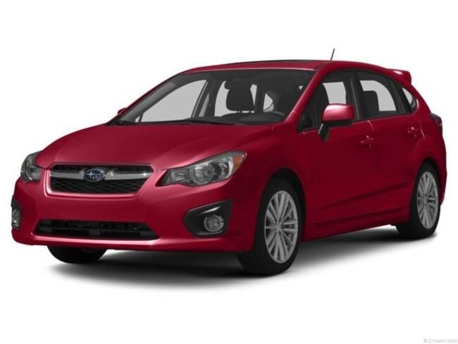 2013 Subaru Impreza 2.0i Touring Package Hatchback