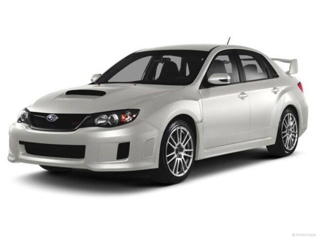 2013 Subaru WRX STI 4Dr 6sp Sedan
