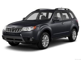 2013 Subaru Forester X TOURING - RARE MANUAL, AWD, BLUETOOTH, MOONROOF, TIRES X 2 SUV JF2SHCDC2DG409610