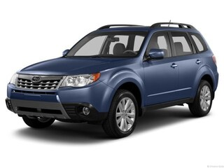 2013 Subaru Forester 2.5X Convenience Package SUV