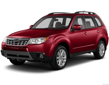 2013 Subaru Forester 2.5X Touring at SUV